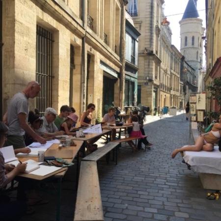 Grands Ateliers sur Rue
